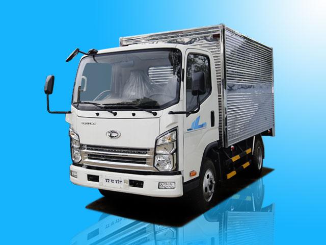 Xe tải Teraco 2.5 tấn thùng kín - Tera240S