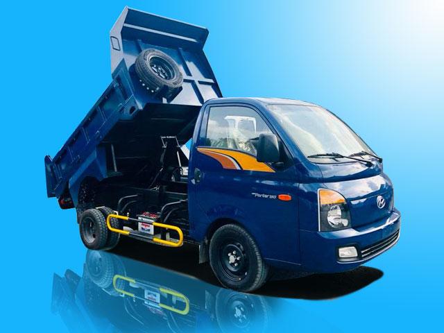 Xe ben Hyundai 1.25 tấn - New Porter H150